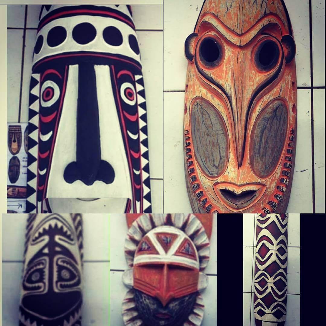 Tiki diablo tiki bars polynesian pop oceanic arts for Tiki room decor