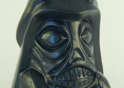Suffering Darth Vadar tiki mug