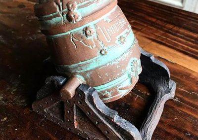 Undertow Cannon Tiki Mug 2