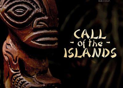 Call of the Islands Album Cover