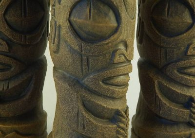 Marquesan Tiki Mugs