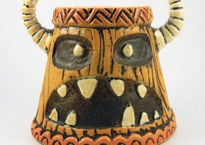Tiki Monster Mug