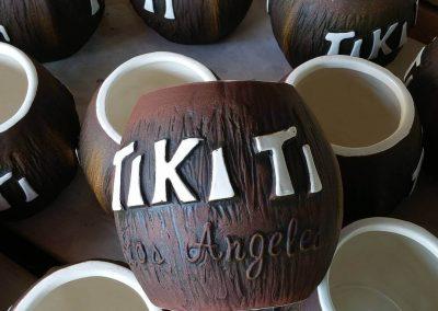 Tiki Ti Coconut Mugs
