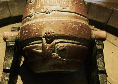 Undertow Cannon Tiki Mug