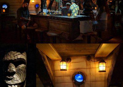 Undertow Tiki Interior Design