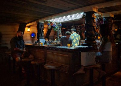 Undertow Tiki Interior Design